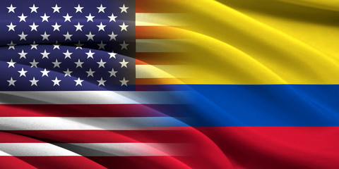USA and Colombia.