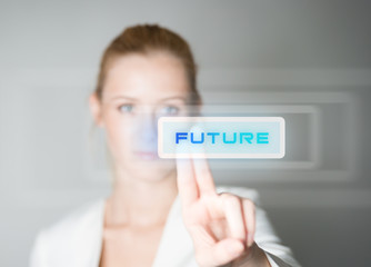business future input concept