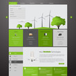 Wind Energy Eco Website Template