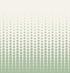 Seamless halftone background