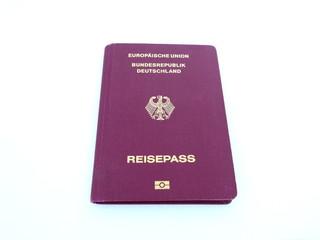 Reisepass deutsch