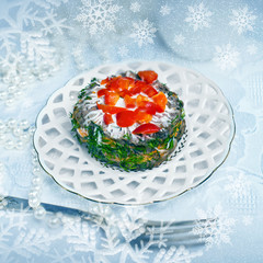 New years salad