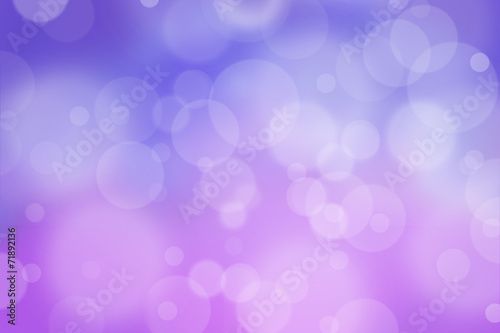 Airy background with bokeh - 71892136