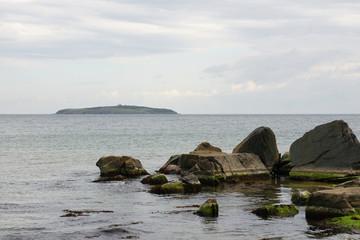 rocks and island - 1