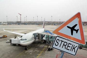 Streik der Piloten