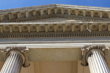 Beautiful italian church museum