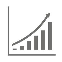 Icono gráfica beneficios empresa