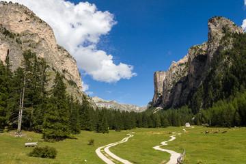 Langental Dolomiten