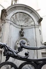 Manneken Pis, Brussels, Belgium ( Little Man Pee)