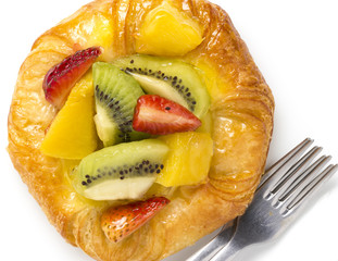 Danish Bake Fruits