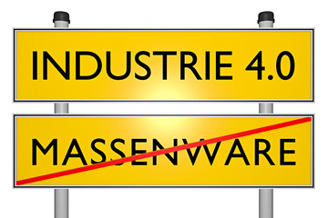 MASSENWARE vs INDUSTRIE 4.0_techn. Revolution - 3D