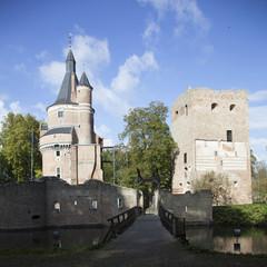 castle in Wijk bij duurstede