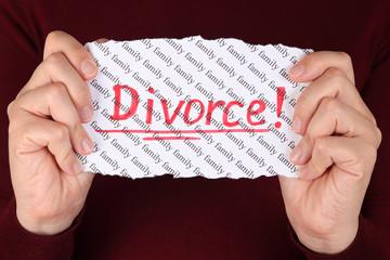 Divorce !