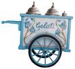 Ice cream cart - 71900123