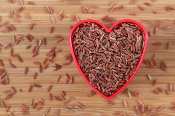 I love red rice