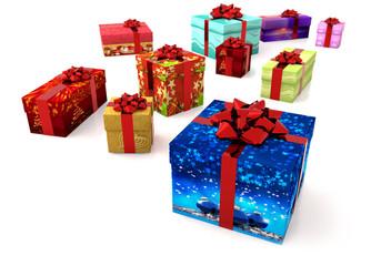 christmas purchases