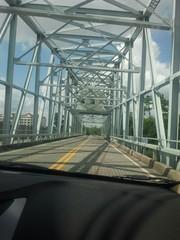 Myrtle beach bridge. South carolina vacation , travel, fun