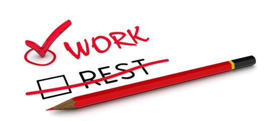 Работа (work). Концепция изменения выбора