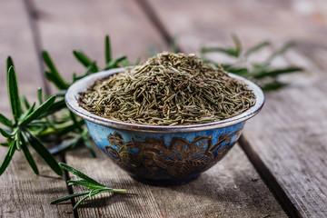 dry rosemary spice