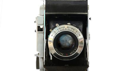 alte Kamera frontal