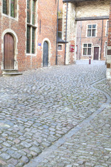 Grand Beguinage of Leuven ,Belgium