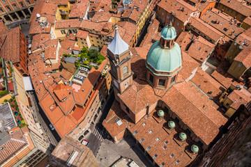 Bologna church