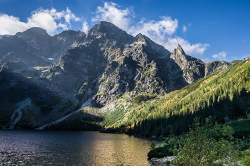 Polish gem - morskie oko