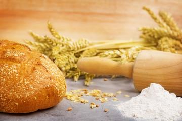 Brot, Bäckerei