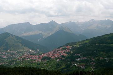 Village in North Greece