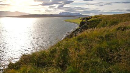 Vatnsnes peninsula in Northwestern Iceland