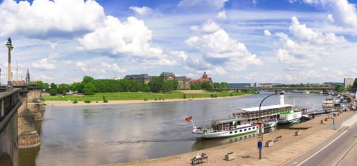 Dresden - Elbpanorama
