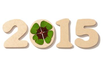 Frohes neues Jahr, 2015, Silvester, viel Glück