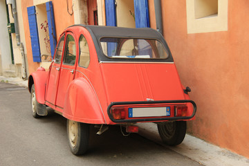 Classic french car