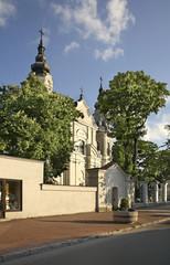 Church of the Nativity of the Virgin Mary in Biala Podlaska