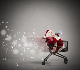 Fast Santa Claus announcement