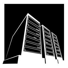 data center black