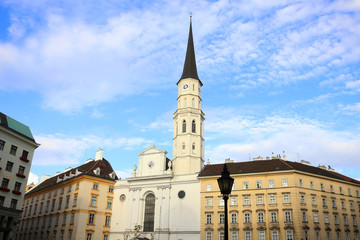 Historic Architecture in Vienna