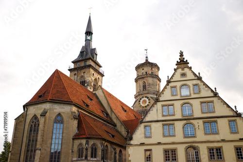 Stiftskirche in Stuttgart - 71919514