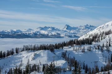 Winter Alps