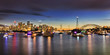 Sy CBD Cremorne Boats Panorama