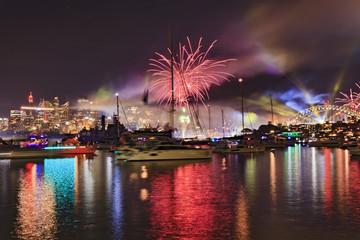 Sy FW HMAS Ball Lights