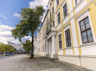 Landtag am Domplatz in Magdeburg 07016