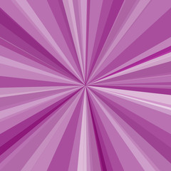 Purple rays background. Vector illustration for your bright