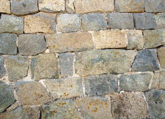 Stone wall pattern