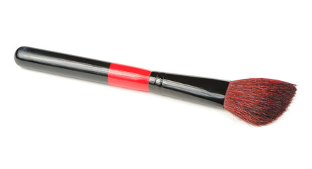 Tapered Blush Brush Isolated on White Background