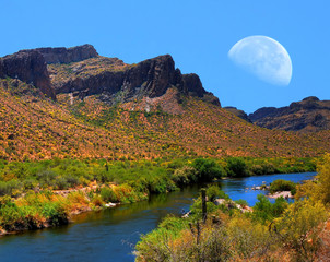 Salt River Moon