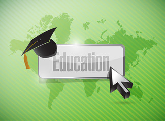 education concept illustration design