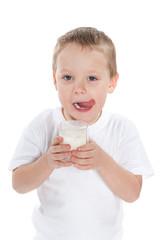 Very tasty milk