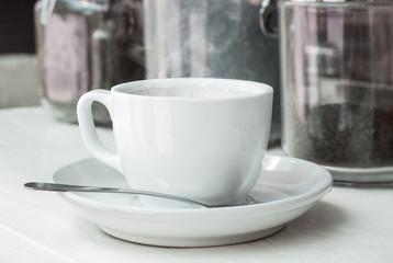 Coffee. Cappuccinos. Mocha. Espresso.