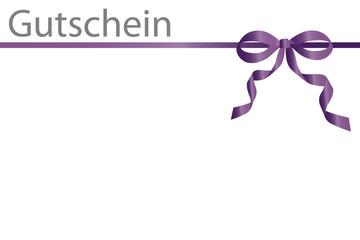 Geschenkguteschein